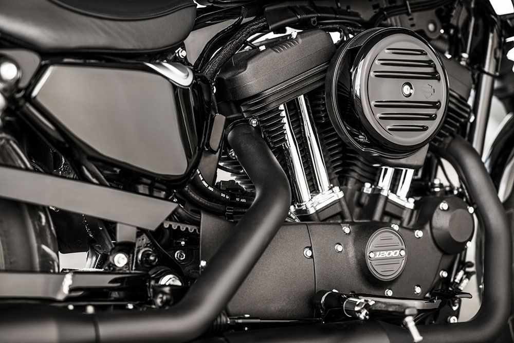 sportster evolution V-Twin Iron 1200