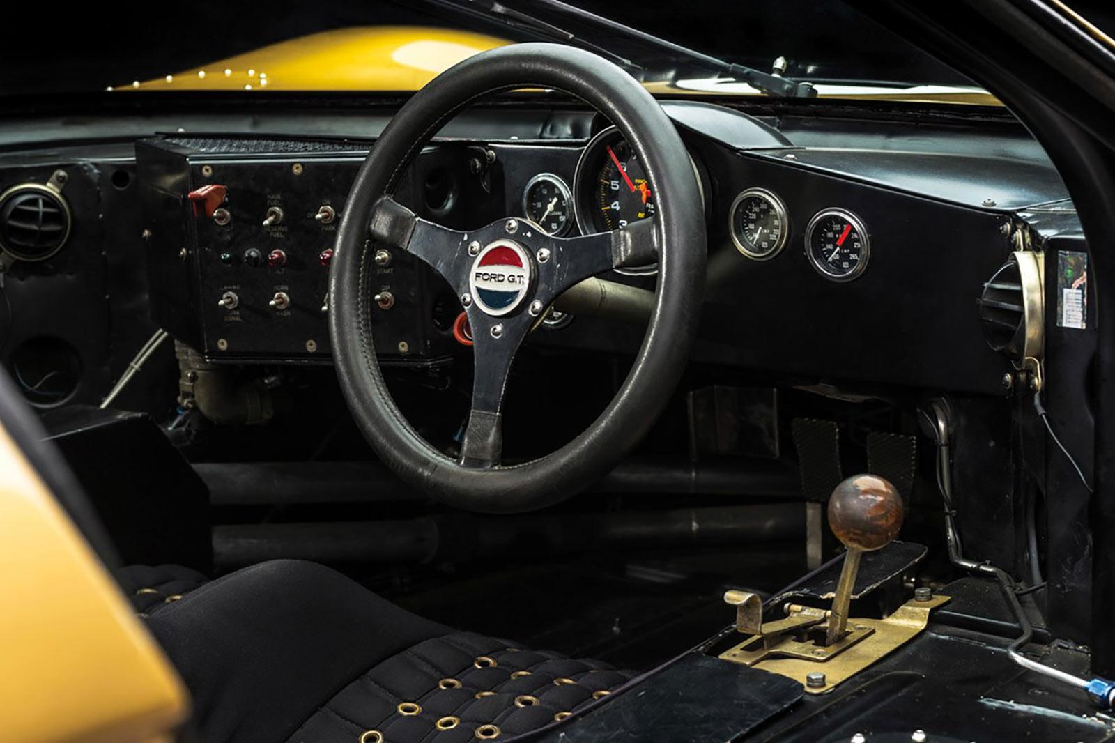 Ford GT 40 MK 2 Le Mans 1966