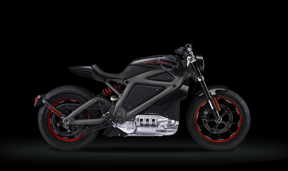 moto électrique zéro émission
