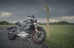 harley davidson moto électrique