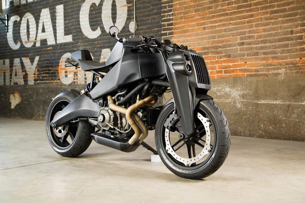 buell ronin 1125 R roadster usa