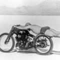 la photo la plus célébre de la moto