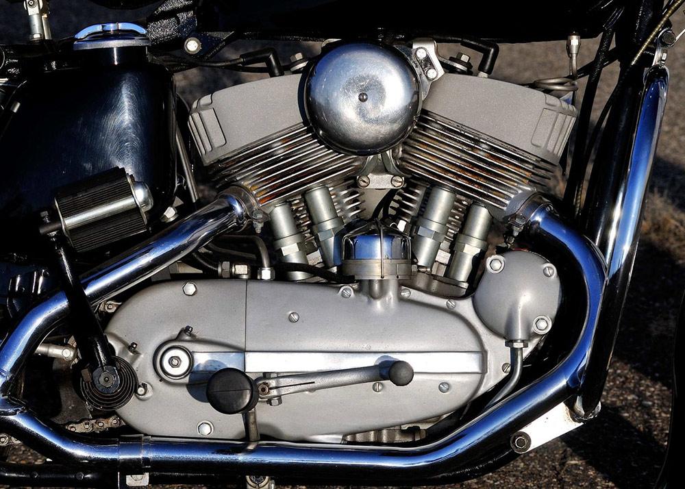 V-Twin Harley Davidson Modèle K K Model