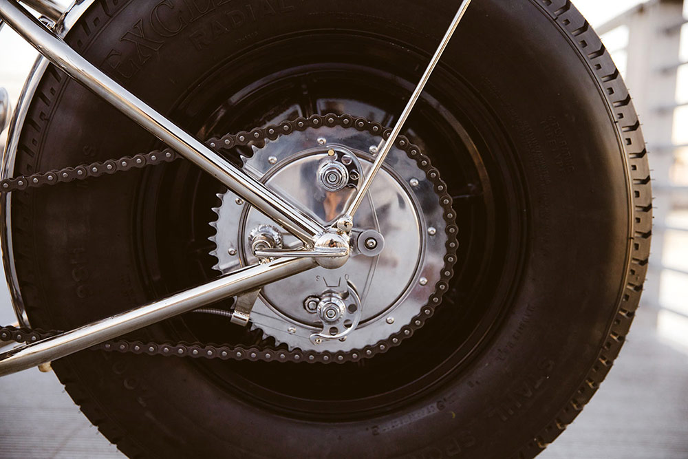 hot rod wheel roue bobber