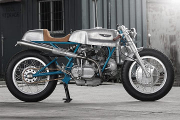 ducati cafe racer 860 GT