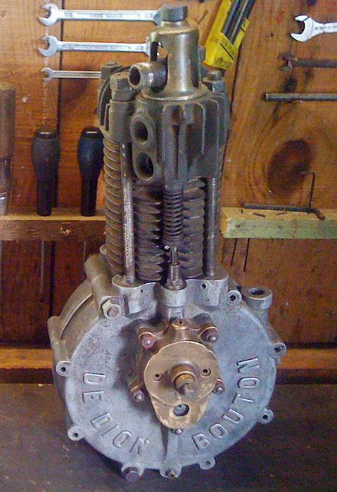 moteur de dion bouton moto française