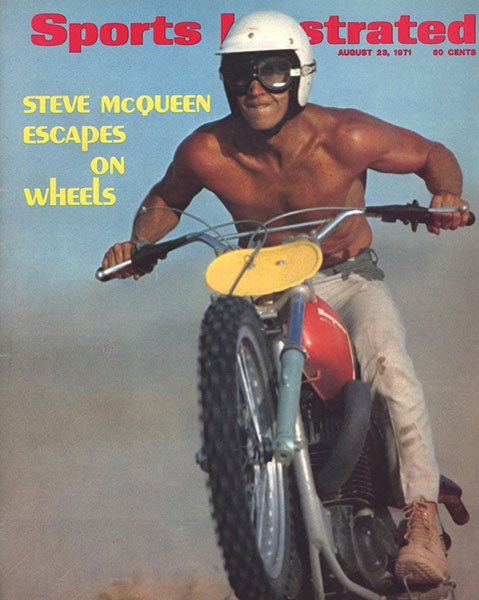 steve mcqueen sport illustred husvarna