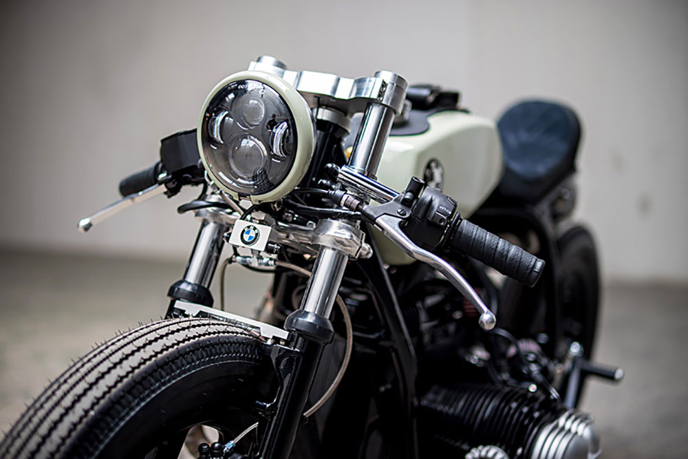 bmw custom vintage flat twin