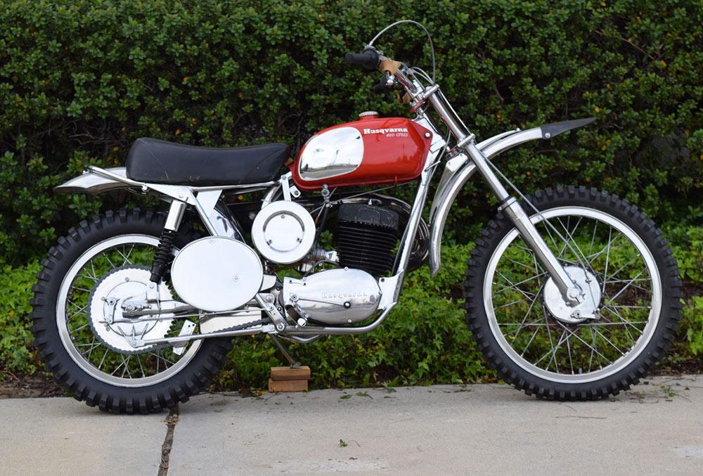 james coburn husqvarna 400 motocross vintage