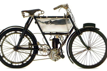 moto werner france 1901 pionniers