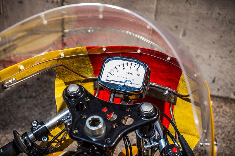 préparation motobécane 50 cc