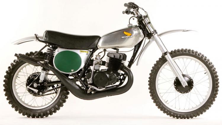 Honda 125 cc Elsinore