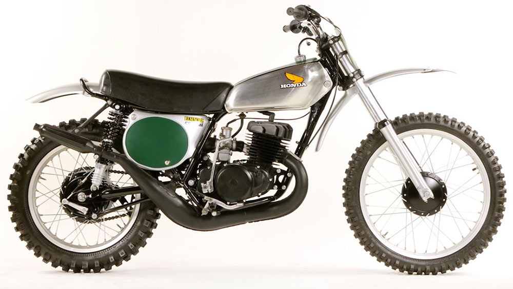 Honda elsino vintage mx motocross