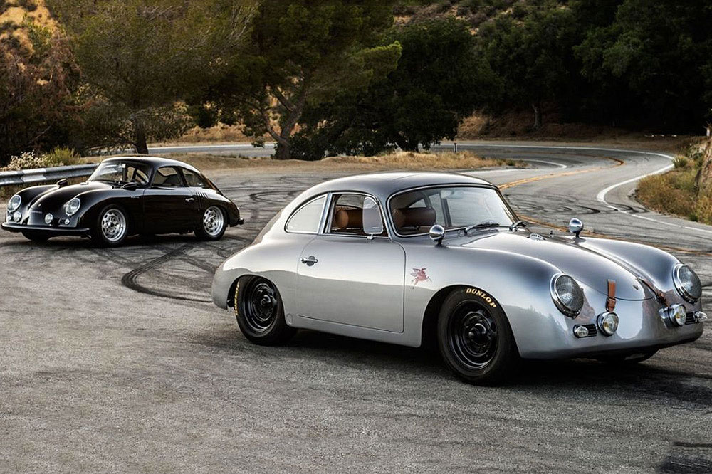 porsche 356 by Emerery Motorsporsts