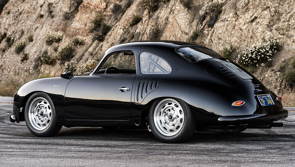 voiture d'exeception porsche 356