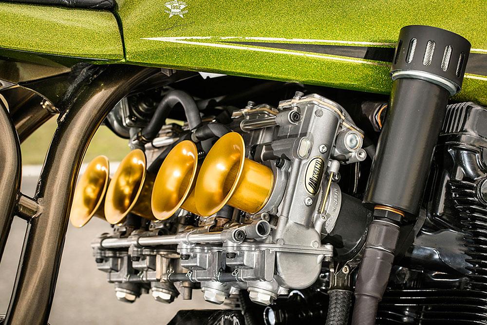 mikuni 36 carburateur gsxr
