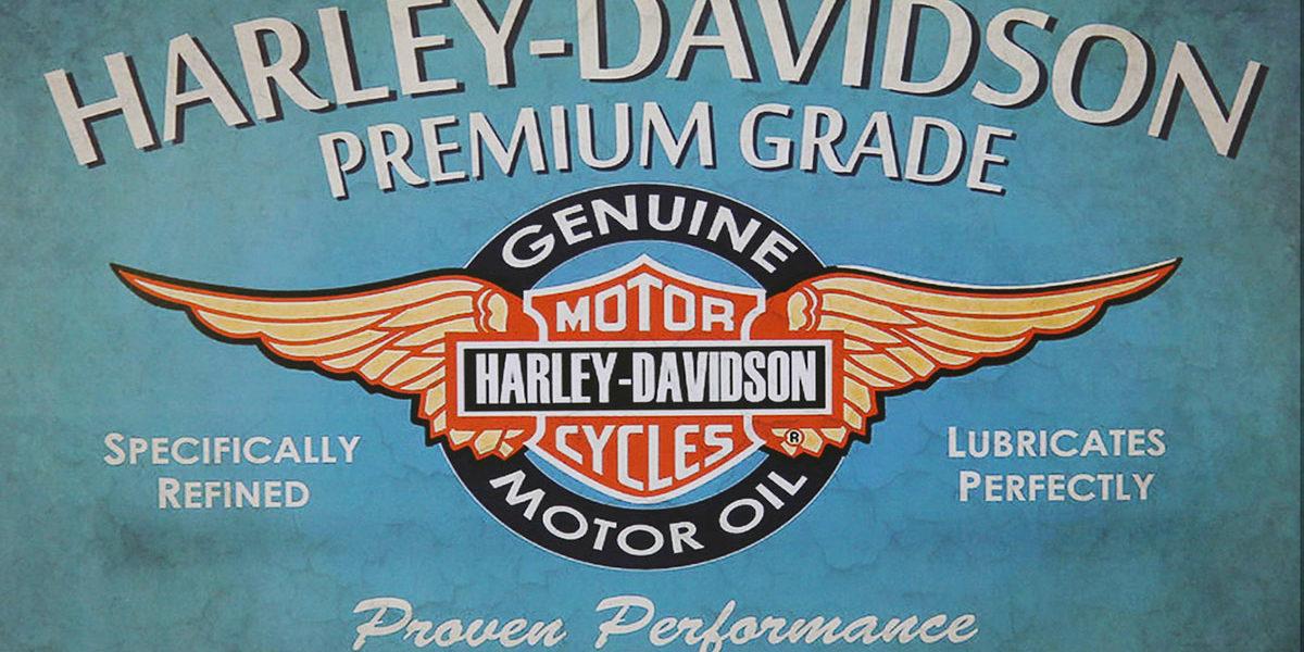huile moteur Harley-davidson