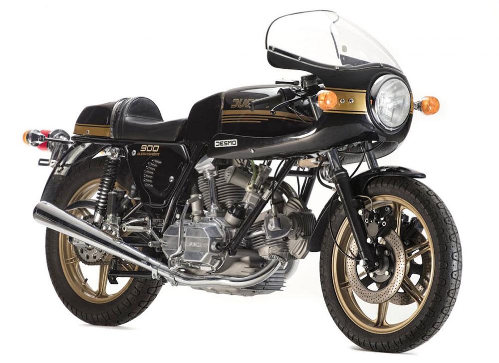 Ducati 900 super sport SS 1981