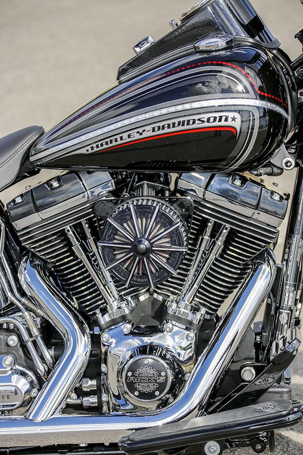 filtre à air Harley-Davidson