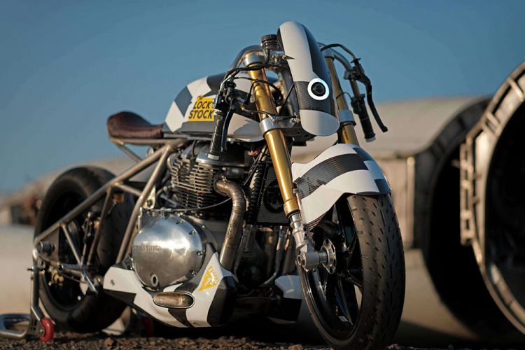 royal enfield 650 continental gt dragster