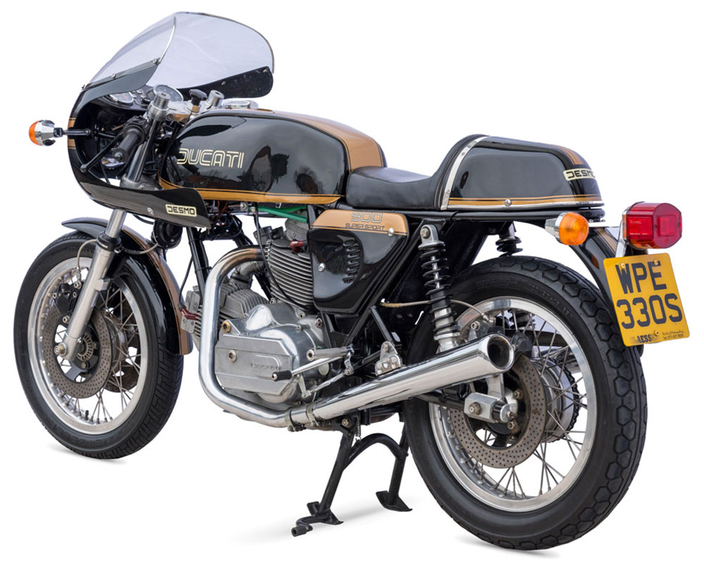 ducati 900 SS : the first supersport