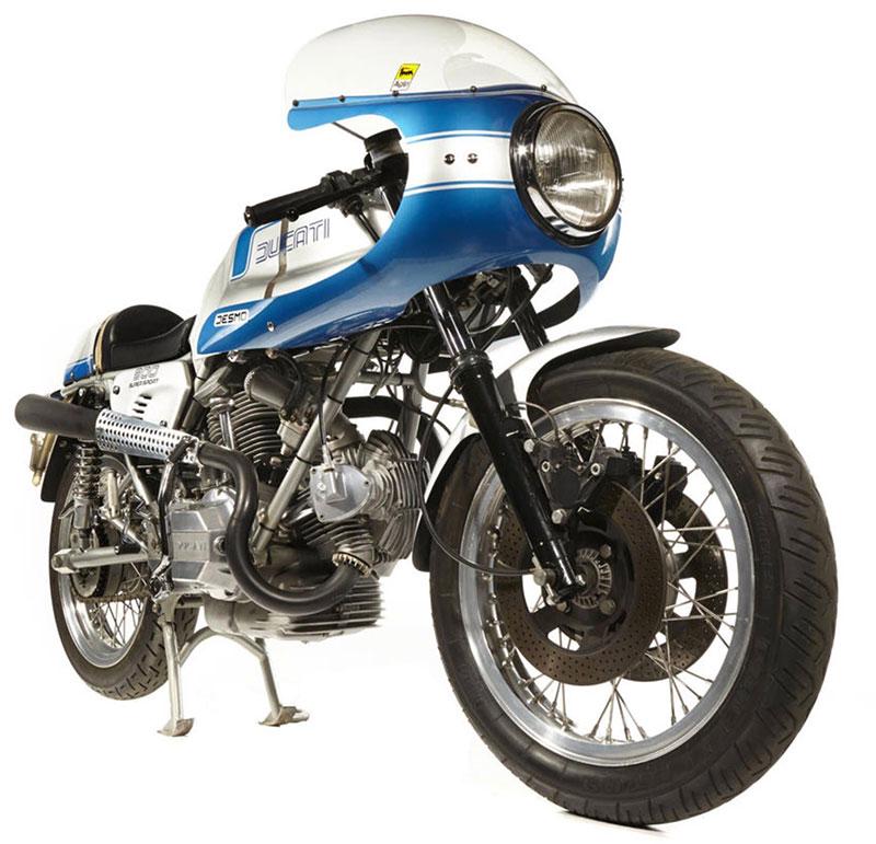 ducati 900SS 1975