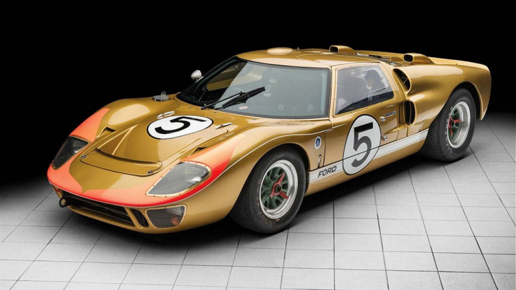 Le Mans 1966 Ford GT 40