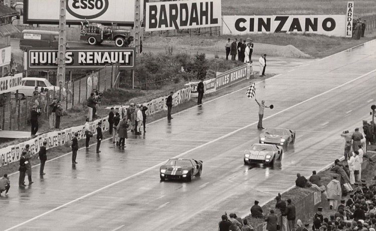 Henry Ford II Le Mans 1966