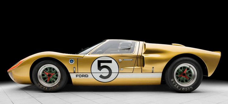 ford GT 40 MK II