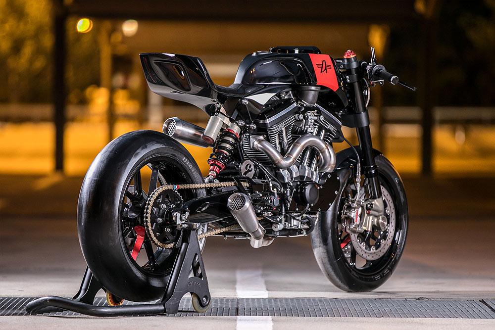 moto française custom avinton