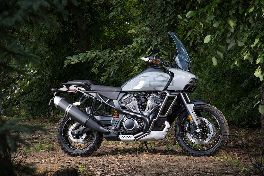 Harley 2019 : Pan America 1250