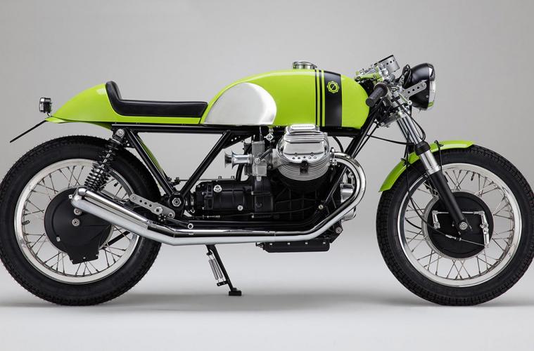 Moto Guzzi Café Racer