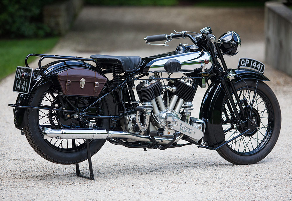 brough superior 100ss prix