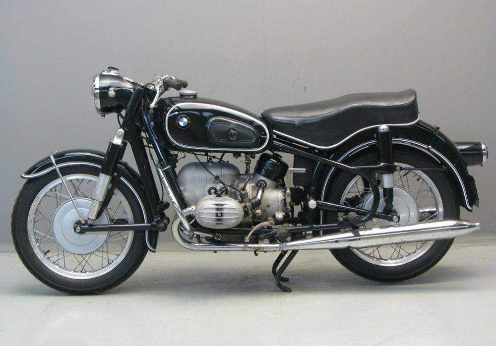 BMW R50/2 1968