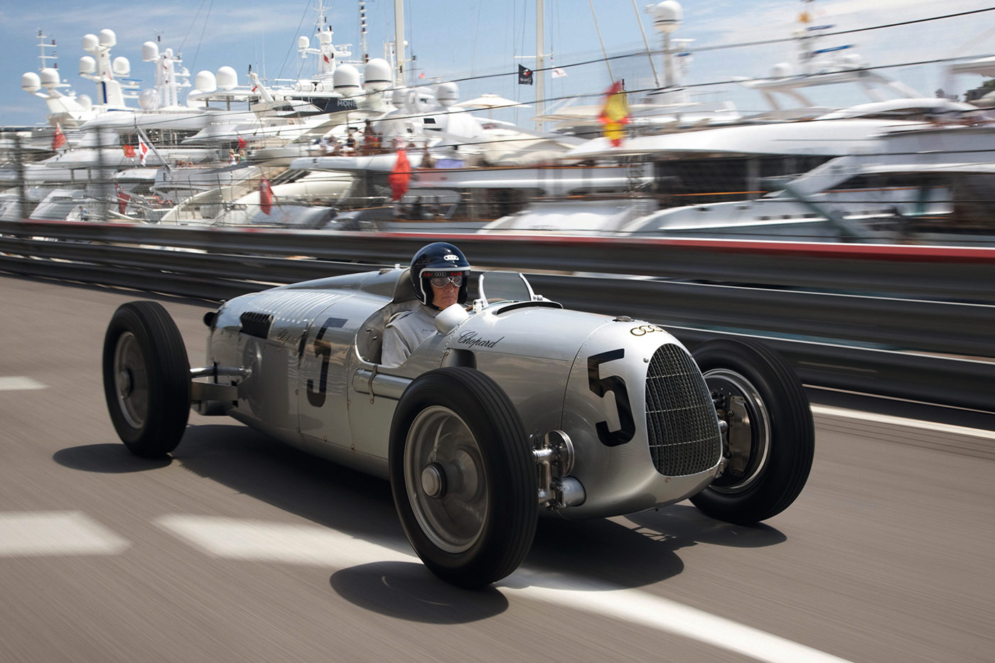Auto Union 1936 Jacky Ichx