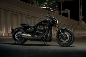 2019 Harley Davidson FXDR