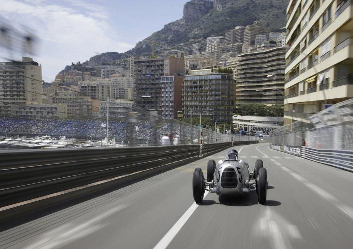 Grand Prix de Monaco Audi