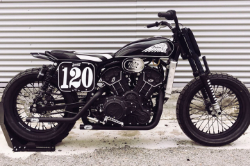 Indian sixty 1000 cc flat track