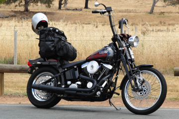 harley softail 1340 evolution springer