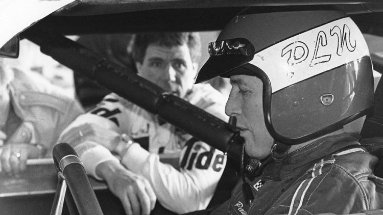 Paul newman car racing