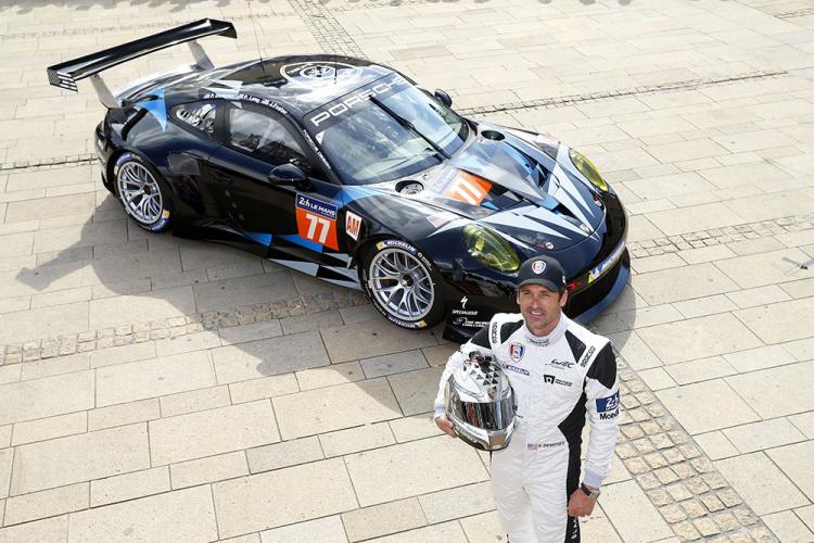 patrick dempsey racing 24 heures du mans
