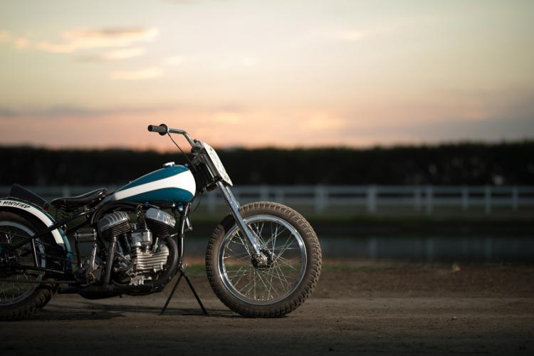 dirt track moto