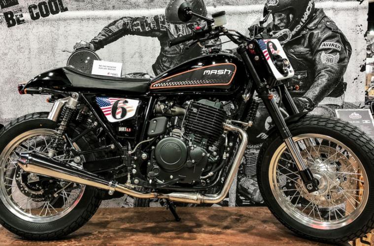 mash dirt track 650 cc