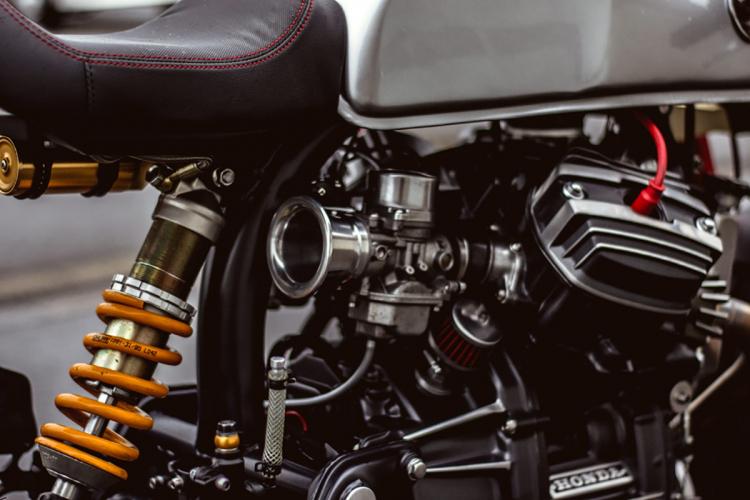 Honda CX 500 moteur