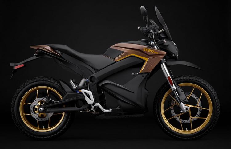 zero motorcycles dsr moto électrique trail