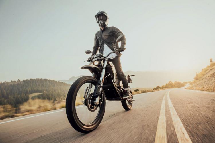 moto électrique zero motorcycles