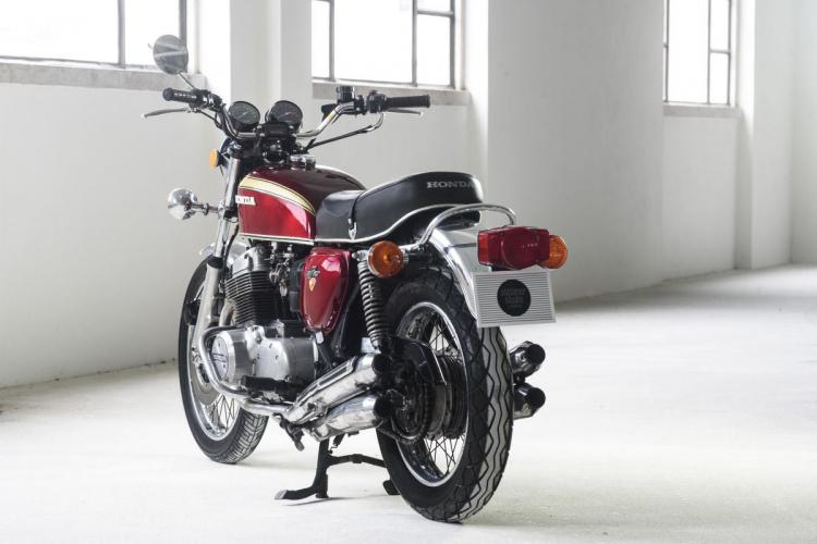 première moto japonaise