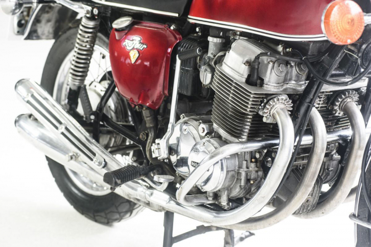Honda CB750 four 4cylindres