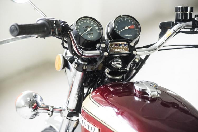 CB750 Honda 1968