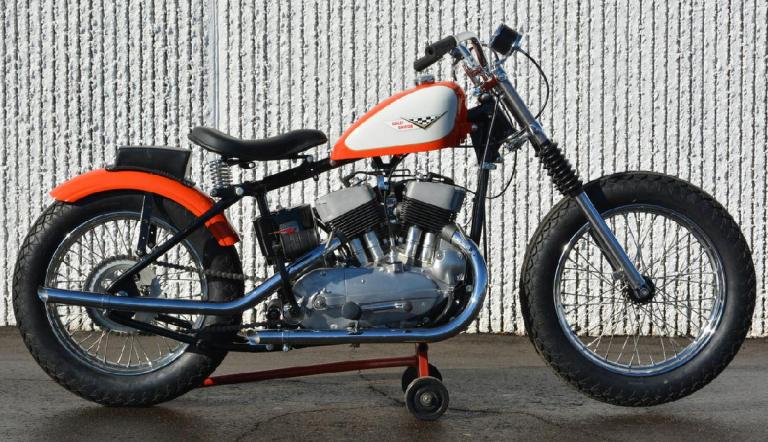 harley-davidson KR 750
